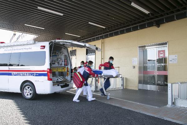 救命救急センター 松戸市立総合医療センター 松戸市