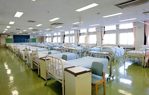 松戸市立総合医療センター附属看護専門学校画像
