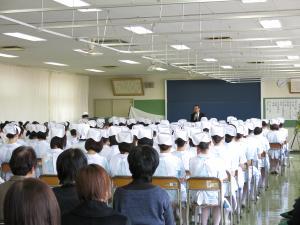 国保松戸市立病院附属看護専門学校画像