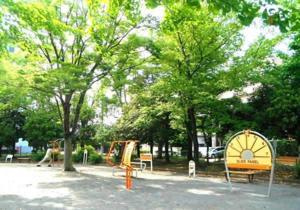 代表的な健康遊具設置公園