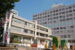 市役所本庁舎の画像